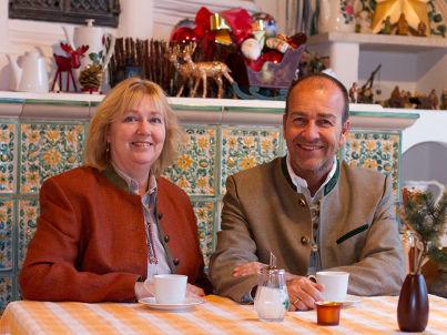 Ihr Gastgeber  Petra und Detlef Marburg