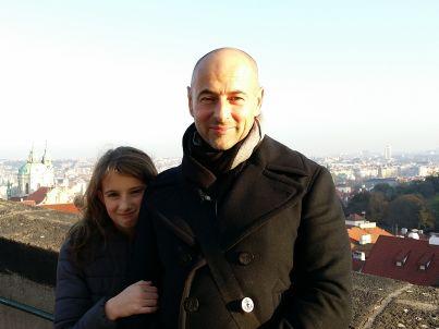 Ihr Gastgeber Pavel Lepic