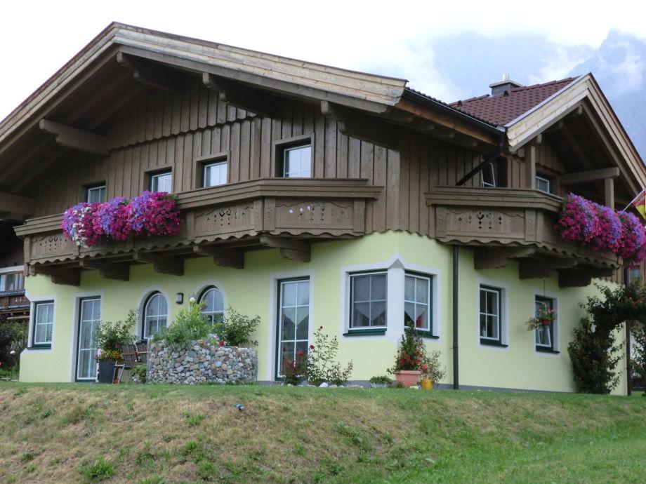 Aussenansicht Apartmenthaus Scheiber, Leogang