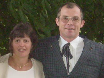 Ihr Gastgeber Franz und Rosemarie Steinlechner