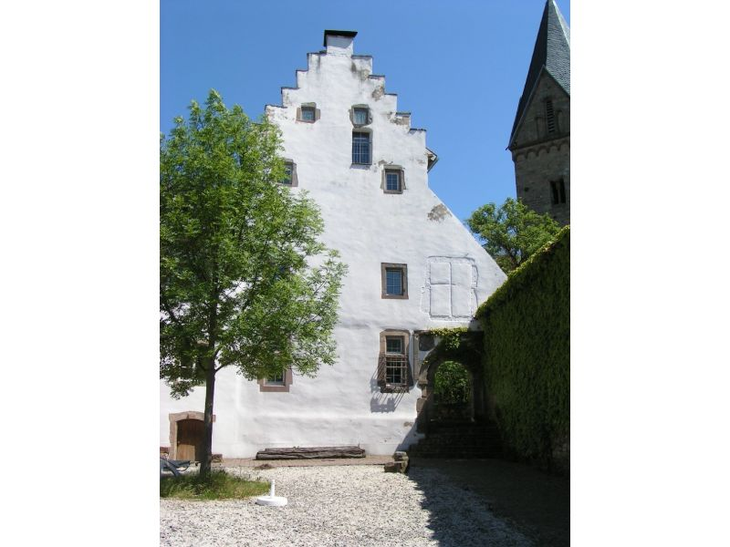 Ferienwohnung Burg Kallmuth