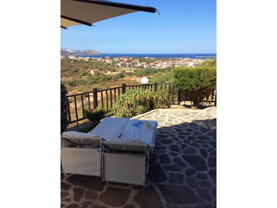 ... atemberaubender Sicht auf das Mittelmeer