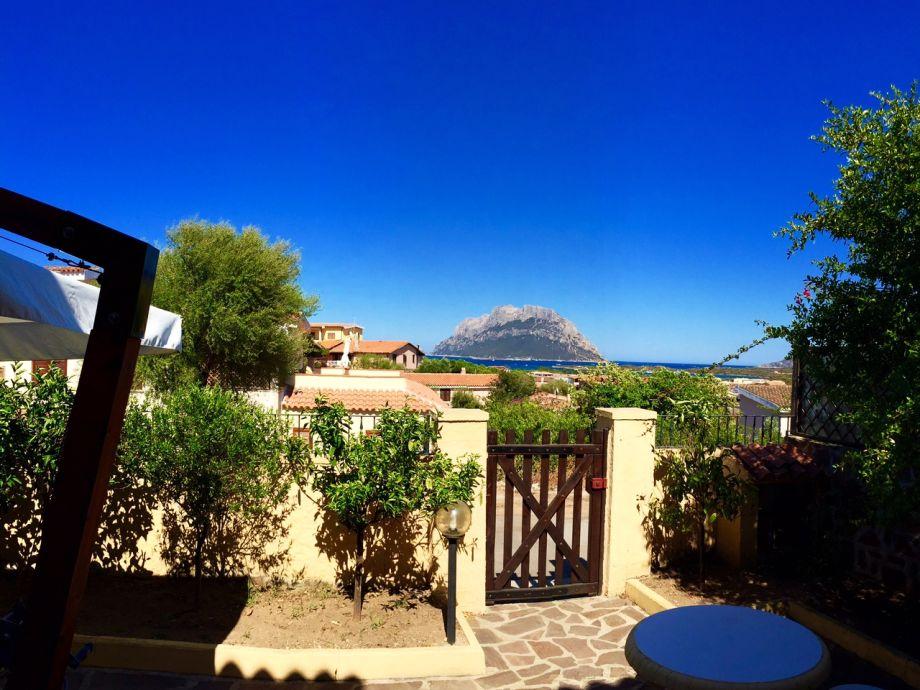 ... fantastischer Sicht auf das Mittelmeer