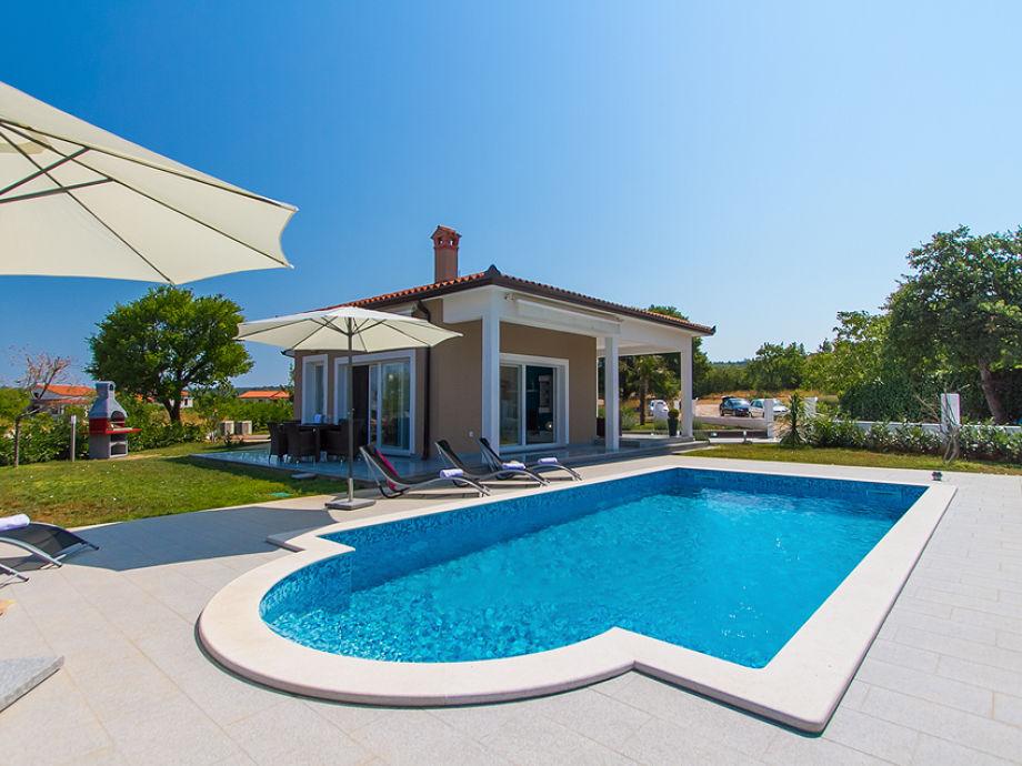 Außenaufnahme Villa Deep Blue