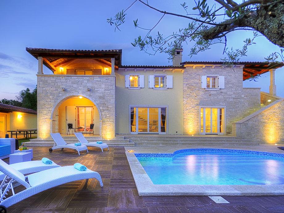 Außenaufnahme Villa Hedone Orlici