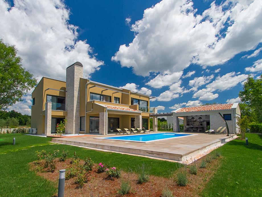 Außenaufnahme Villa Verde