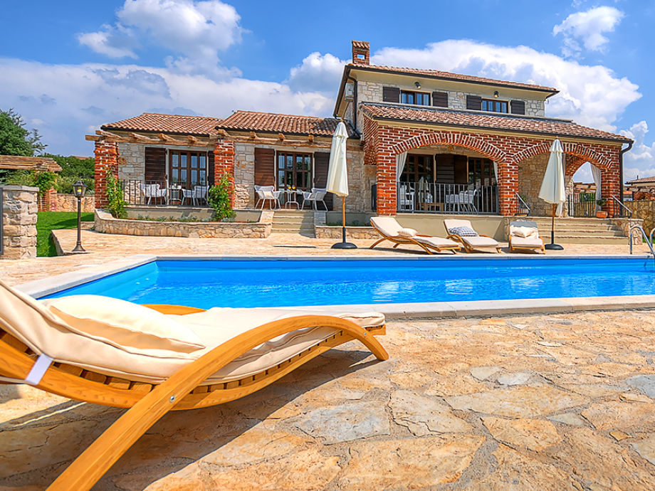 Außenaufnahme Villa Oxalis