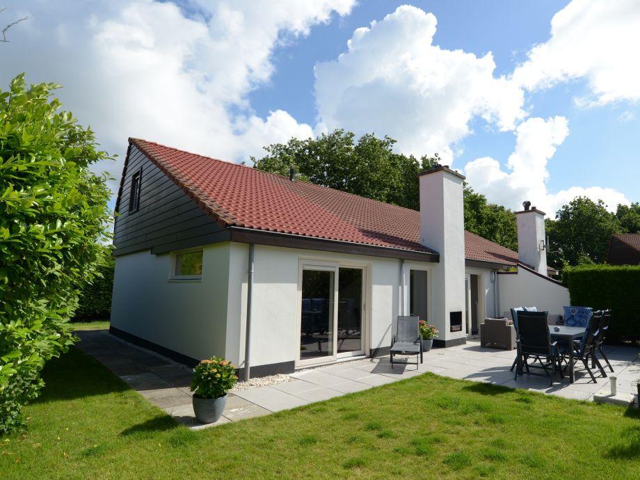 Ferienhaus Gortersmient 288 Texel mit Garten