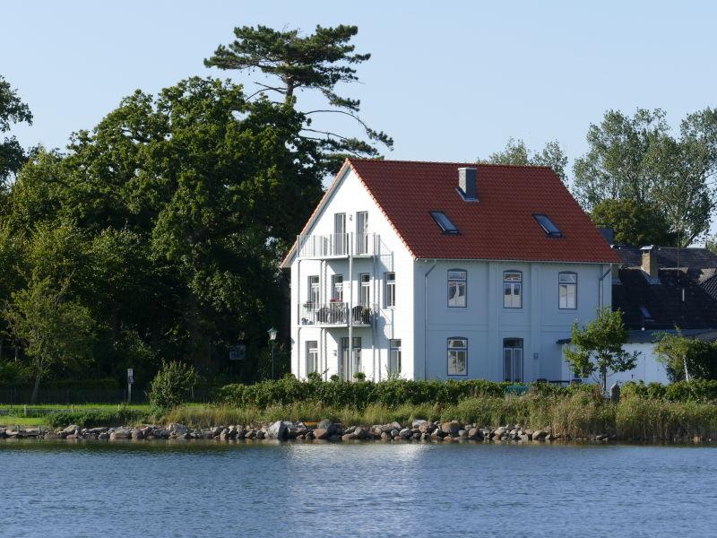 Ferienwohnung Kaptein's Hus