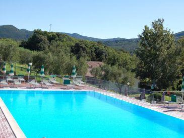 Borgo San Carlo - 3,5-Zi.-Ferienwohnung