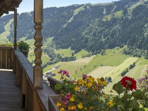 Ferienwohnung Bergseit auf dem Bauernhof Schellhorn