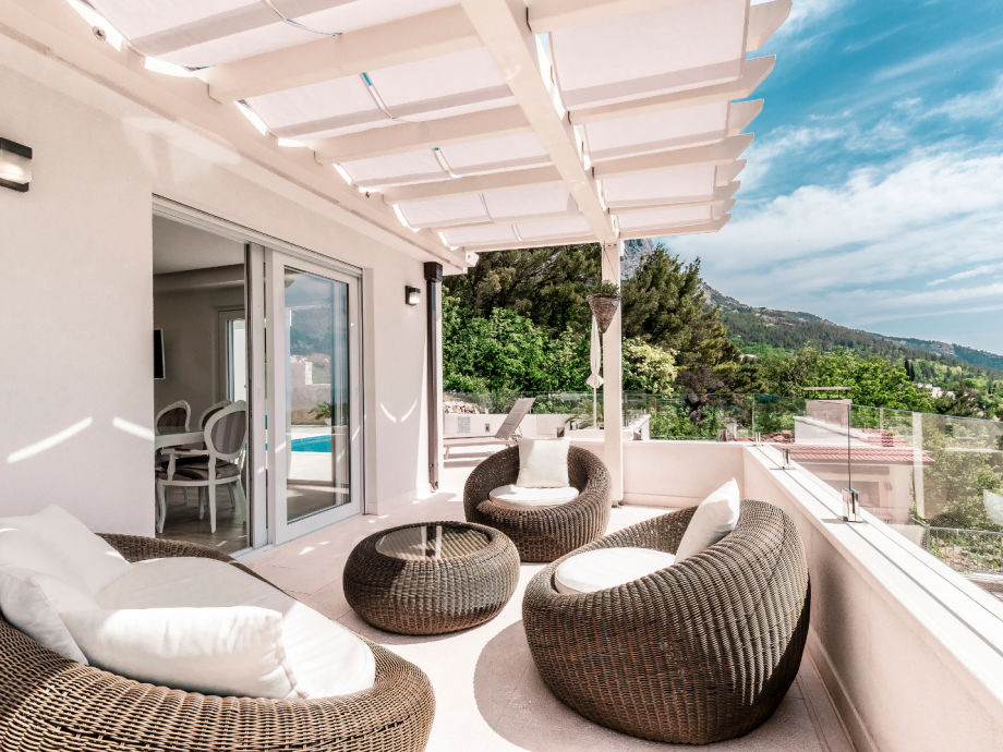 Außenaufnahme Villa Antea