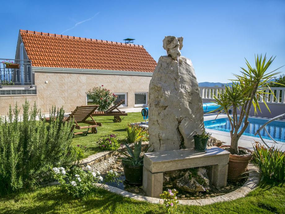 Außenaufnahme Villa Ivana