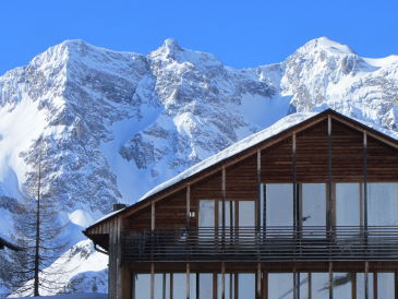 Holiday apartment Bergtraum