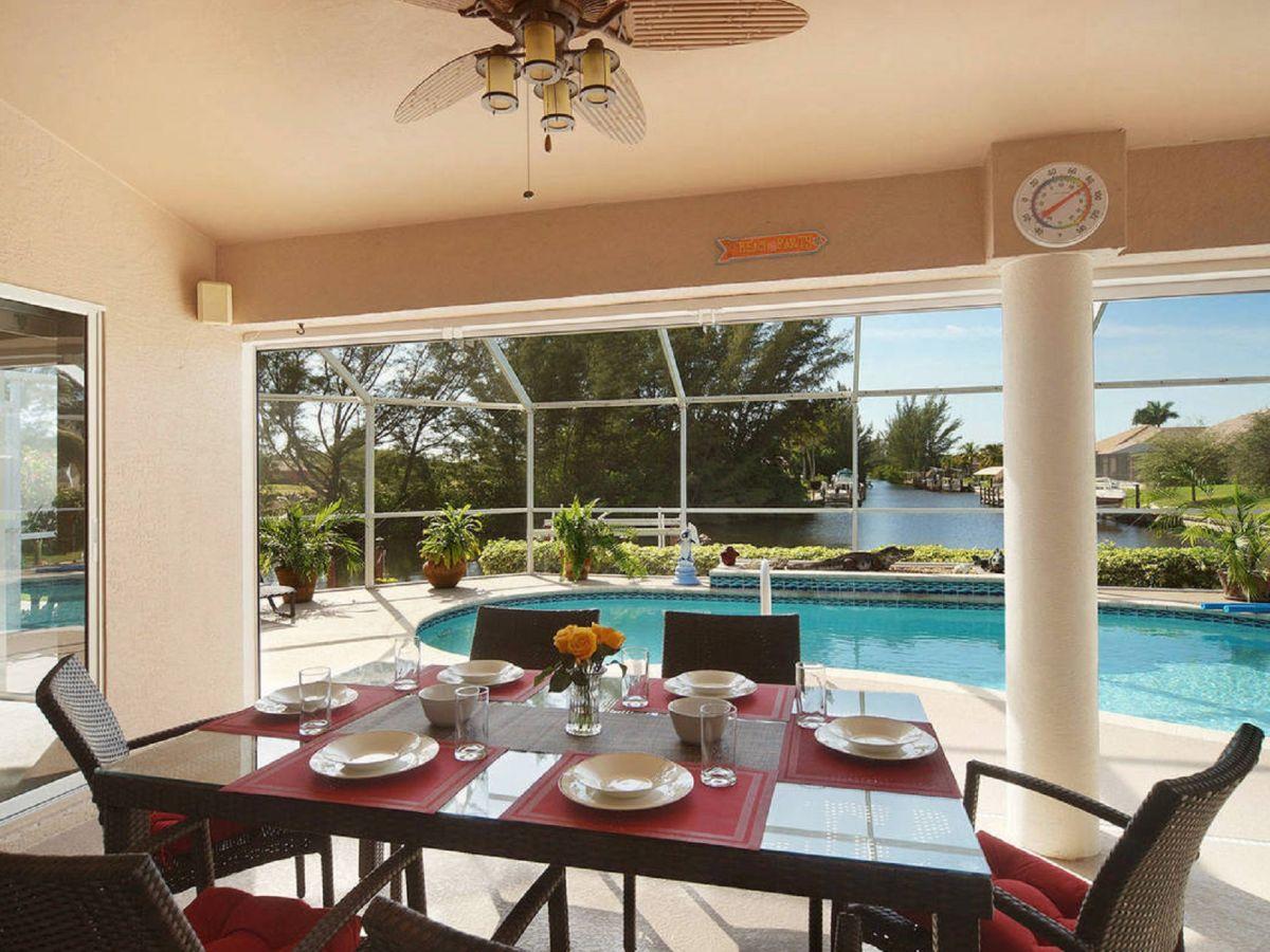 Villa Mama, Cape Coral Florida - Familie Marion und Achim Wessel