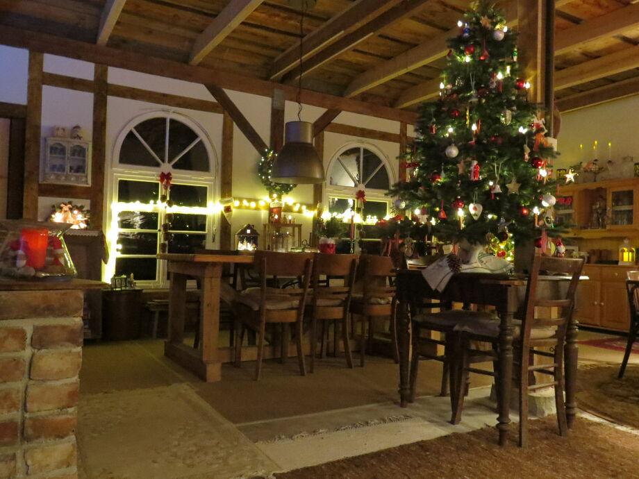 """Weihnachten in der """"Scheunen-Küche"""""""