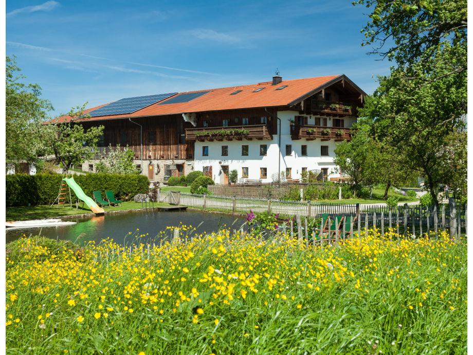 Seimehof mit Naturbadeteich