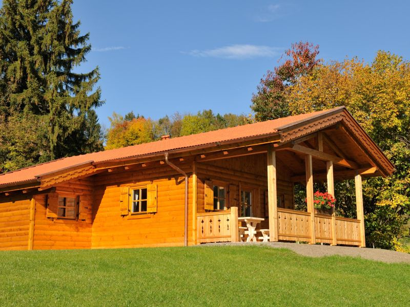 Chalet Hochries on the Lamplhof