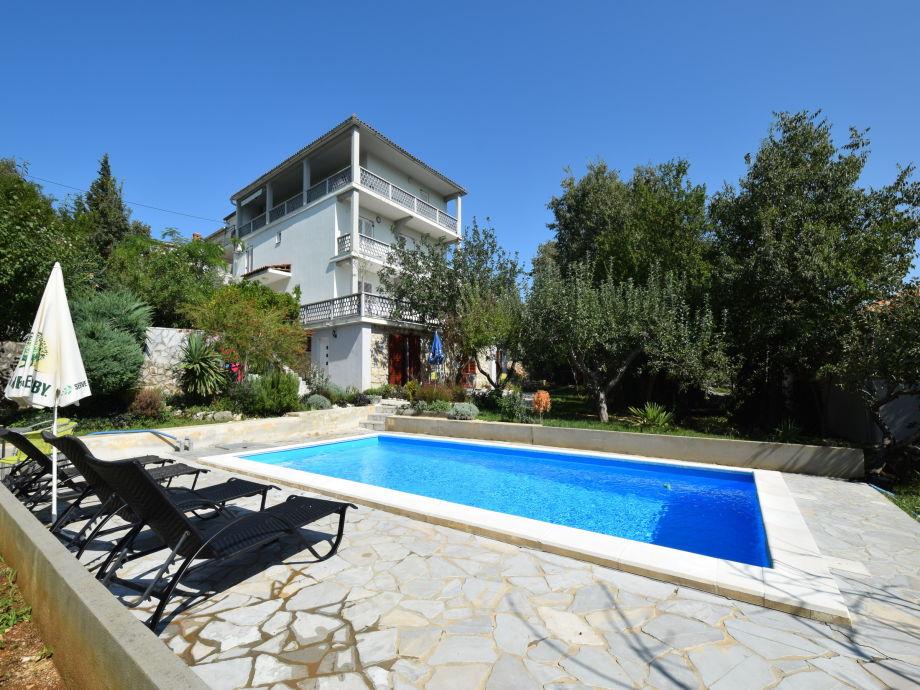 Apartment Marina with Pool