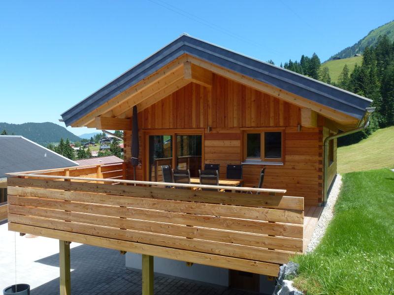 Ferienhaus Walser Berg Chalets