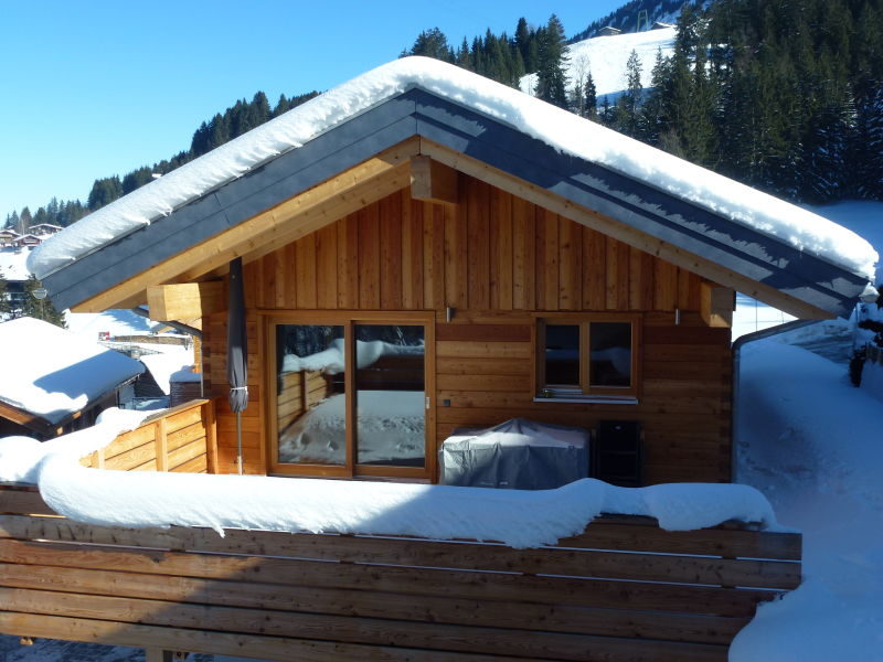 Holiday house Walser Berg Chalets