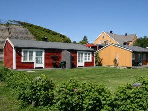 Bungalow in Ferienhausanlage auf einer Insel im Oslofjord