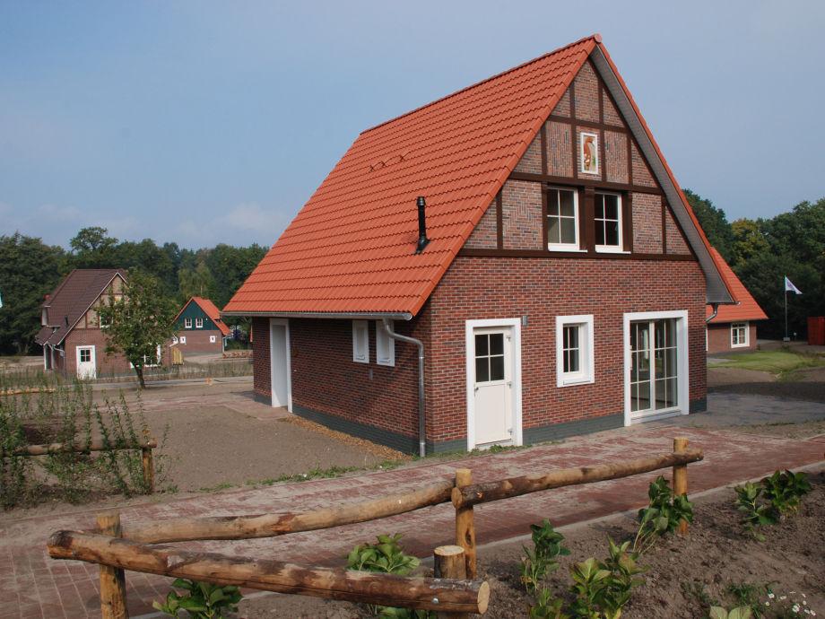 Blick auf die Ferienhaus BBL7