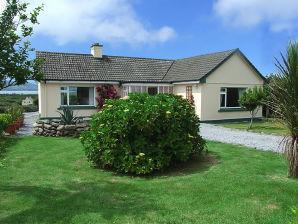 Ferienhaus Seaview House- Spunkane / Ring of Kerry