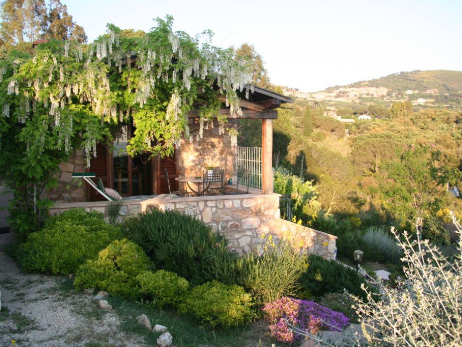 Villa Golfo Stella - Außenansicht