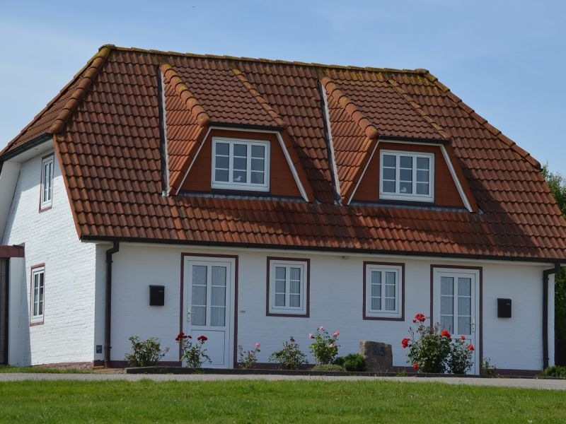 Ferienwohnung West im Haus Lüttmoor
