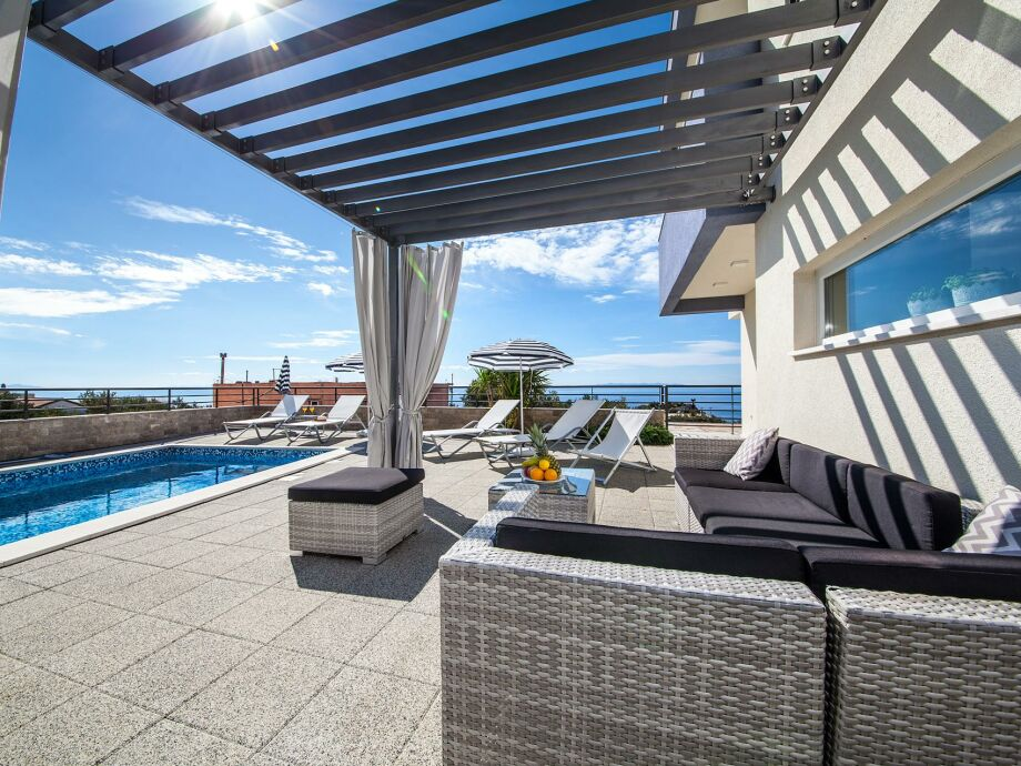 Terrasse / Swimmingpool