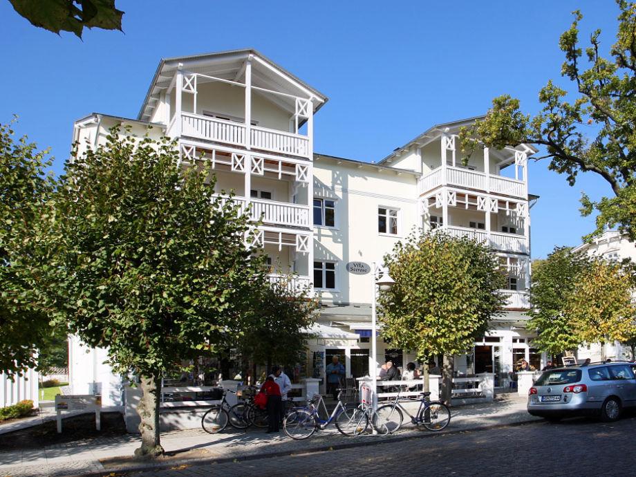 Ansicht Vorderhaus/ Wilhelmstraße