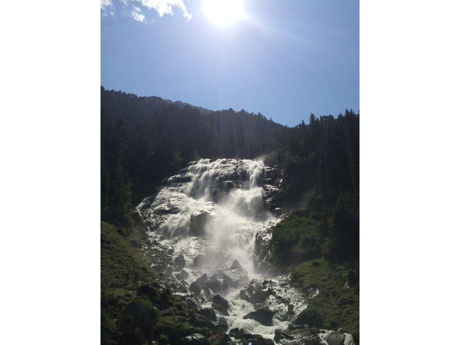 Wasserfall Dusche Garten : Wasserfall Dusche Garten : Ferienwohnung im G?stehaus Wieser
