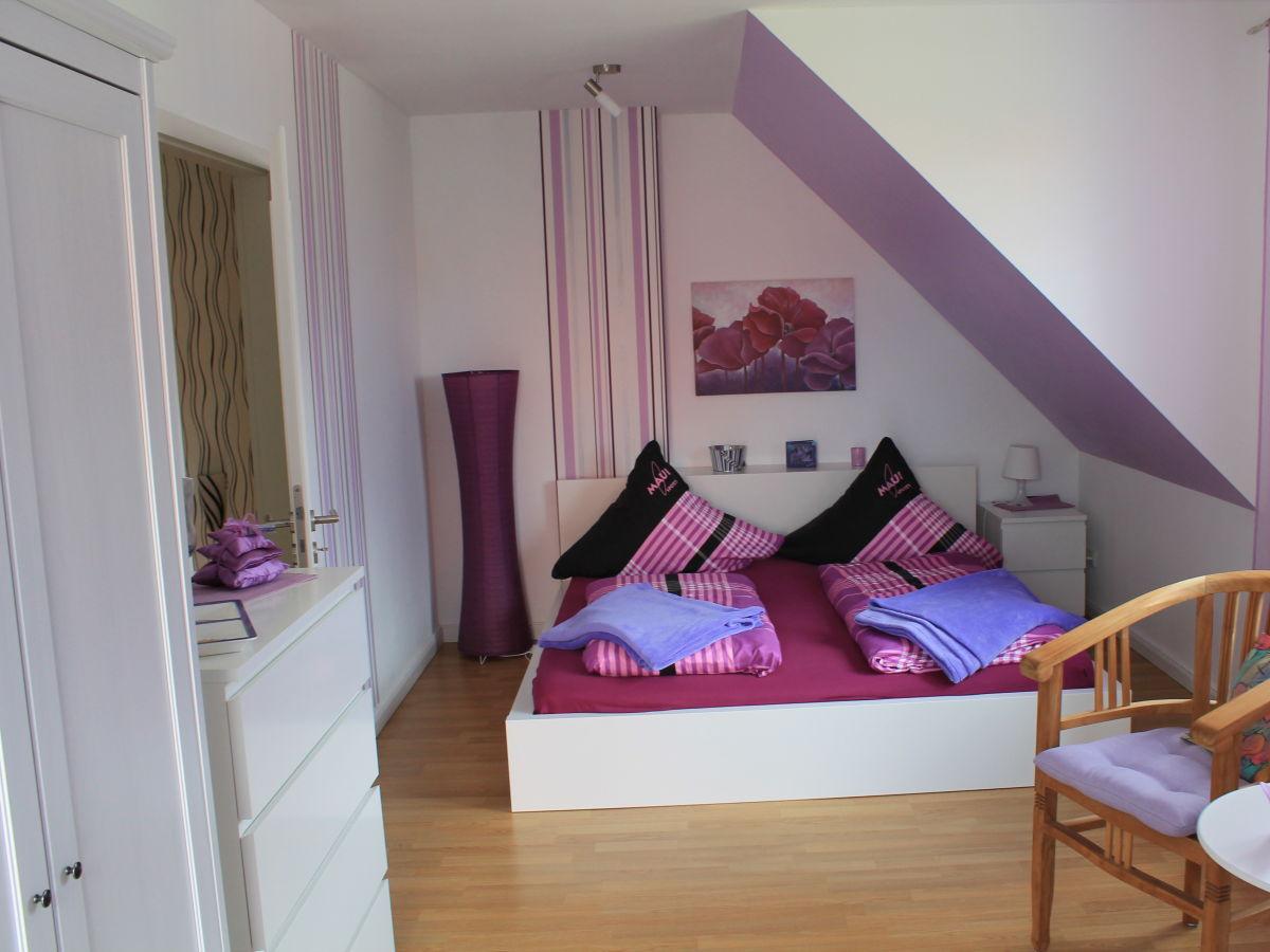Ferienhaus ostseelicht zierow familie losch - Lavendel im schlafzimmer ...