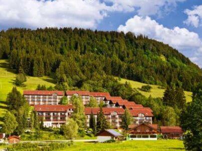 im Ferienpark Oberallgäu