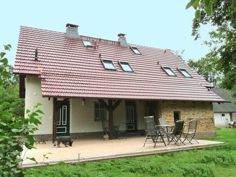 Ferienwohnung in Burg (Spreewald)
