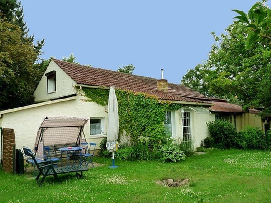 Das Ferienhaus in Templin