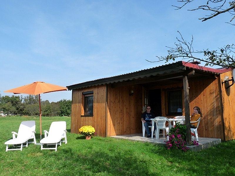 Ferienhaus in Milmersdorf