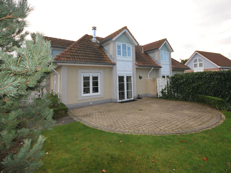 Ihr Ferienhaus mit Terrasse