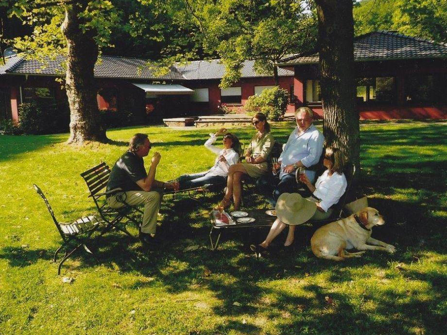 Außenaufnahme Fischer Lodge