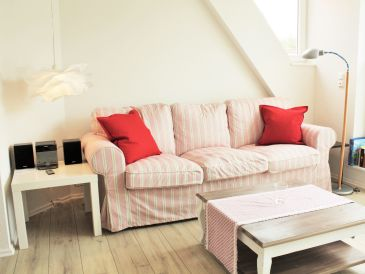 Holiday apartment Morgenrot im Malerhaus