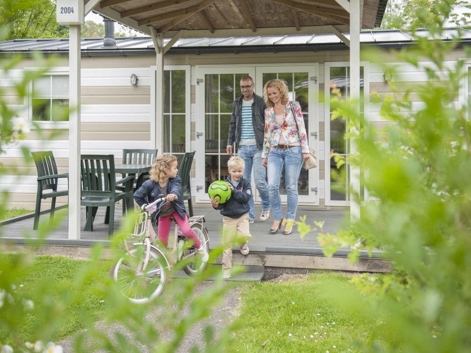 Aussenansicht Ihres Ferienhaus