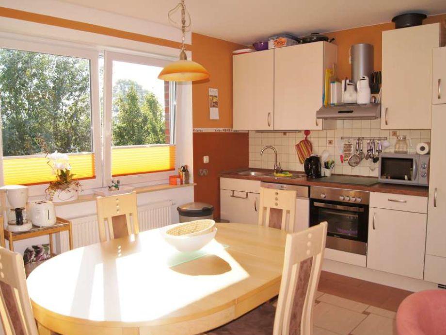 Wohn/- Küchenbereich