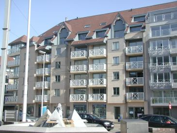 Apartment Sint-Idesbald Plaza 05.05