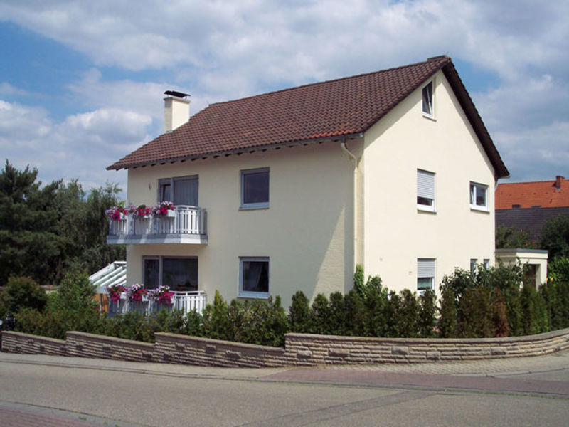 Holiday apartment Haus am Schloßkeller