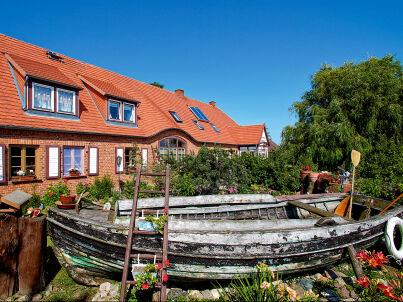 """Fischerhütte """"Nordlicht"""""""