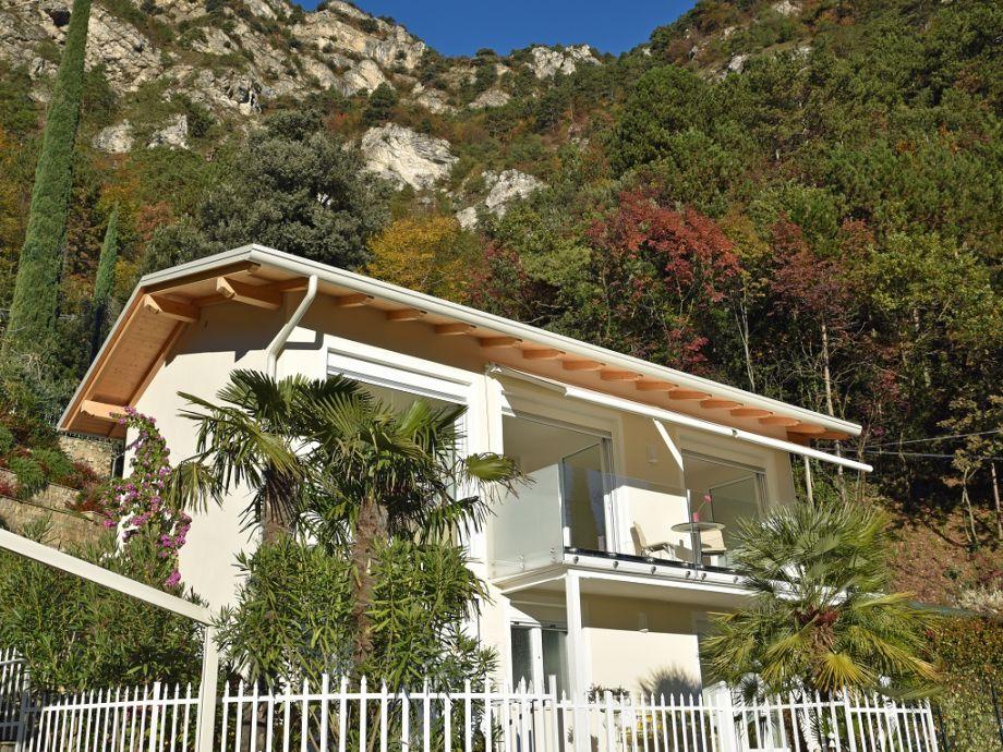 Ferienhaus Villa Ortensia Gardasee Italien Familie