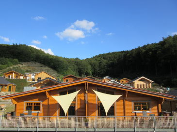 Ferienhaus Blockhaus Sonnenblume 2