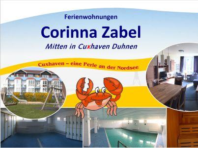 Ihr Gastgeber Corinna Zabel