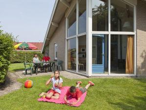 Ferienhaus Komfort 6A - Hof Domburg